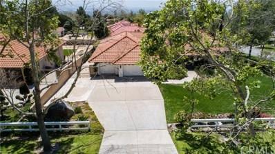 10617 Ridge Canyon Road, Rancho Cucamonga, CA 91737 - MLS#: CV18096216