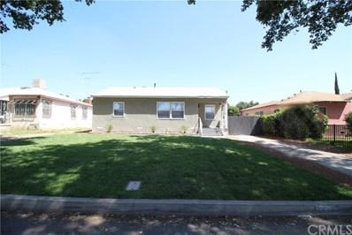 1398 W Evans Street, San Bernardino, CA 92411 - MLS#: CV18096643