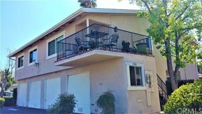 1301 Via Santiago UNIT D, Corona, CA 92882 - MLS#: CV18098053
