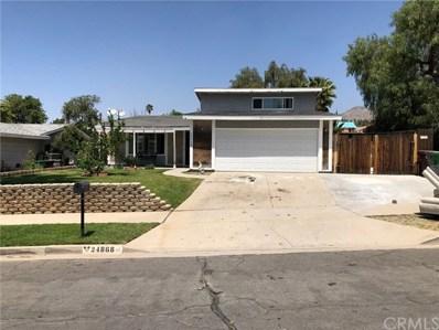 24868 Valecrest Drive, Moreno Valley, CA 92557 - MLS#: CV18098458