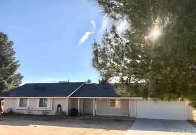 16664 Ocotilla Road, Apple Valley, CA 92307 - MLS#: CV18098651