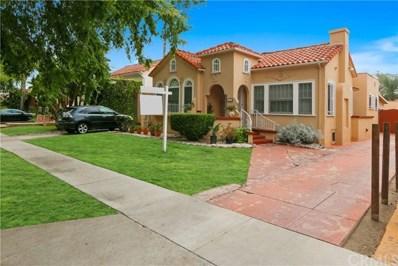 1848 Alsace Avenue, Los Angeles, CA 90019 - MLS#: CV18100402