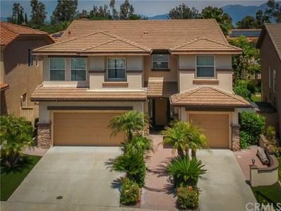 4956 Heritage Drive, Chino Hills, CA 91709 - MLS#: CV18101062