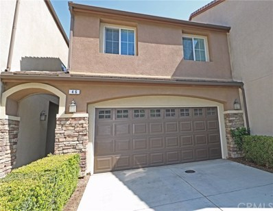 8692 9th Street UNIT 46, Rancho Cucamonga, CA 91730 - MLS#: CV18101211