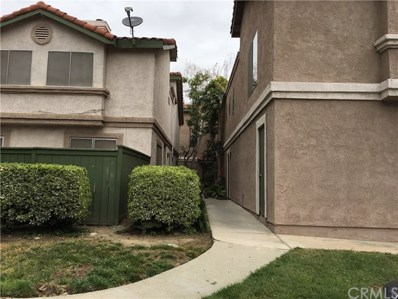 10225 Chaparral Way UNIT C, Rancho Cucamonga, CA 91730 - MLS#: CV18101241