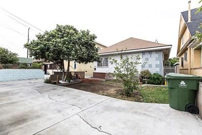 515 E 33rd Street, Los Angeles, CA 90011 - MLS#: CV18101308