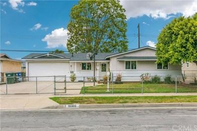 18303 Sordello Street, Rowland Heights, CA 91748 - MLS#: CV18102364