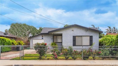 1848 1st Street, La Verne, CA 91750 - MLS#: CV18103296