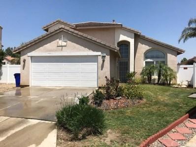 769 Woodcrest Court, Bloomington, CA 92316 - MLS#: CV18104175