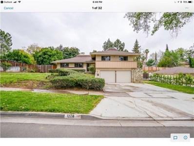 1228 Lyndhurst Drive, Riverside, CA 92507 - MLS#: CV18104572