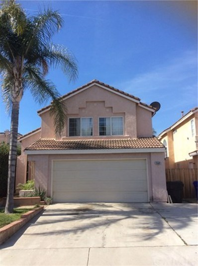 15581 Carrera Drive, Fontana, CA 92337 - MLS#: CV18108925