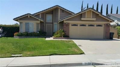 7550 Lavender Court, Fontana, CA 92336 - MLS#: CV18109128