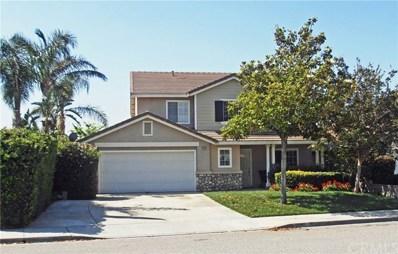 15195 Wright Court, Fontana, CA 92336 - MLS#: CV18109666