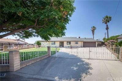 6662 Yucca Avenue, Rialto, CA 92376 - MLS#: CV18110704