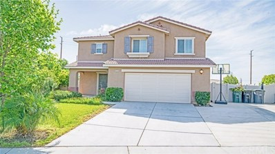 4584 Almaterra Drive, Perris, CA 92571 - MLS#: CV18111219
