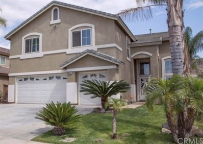 26091 Calle Agua, Moreno Valley, CA 92551 - MLS#: CV18112307