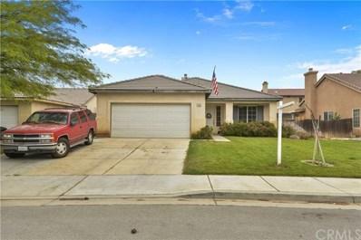 1110 Desert Fox Court, Beaumont, CA 92223 - MLS#: CV18112896