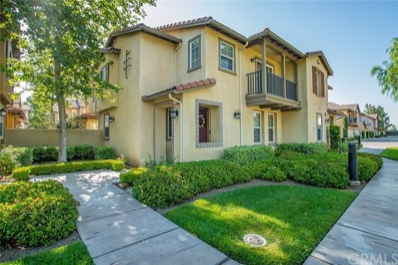 8090 Cornwall Court UNIT 49, Rancho Cucamonga, CA 91739 - MLS#: CV18113066