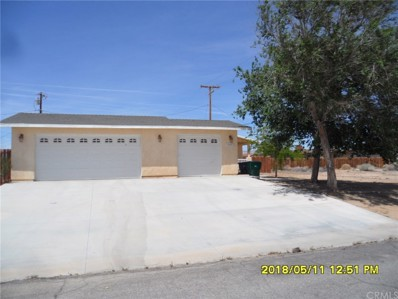 20841 Neuralia Road, California City, CA 93505 - MLS#: CV18113118
