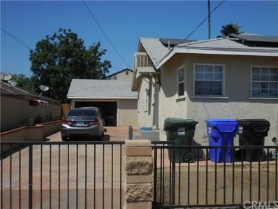 222 E  10Th  Street, San Bernardino, CA 92410 - MLS#: CV18113204