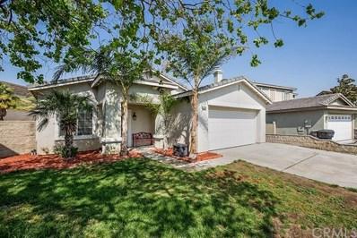 15434 Citation Avenue, Fontana, CA 92336 - MLS#: CV18113292