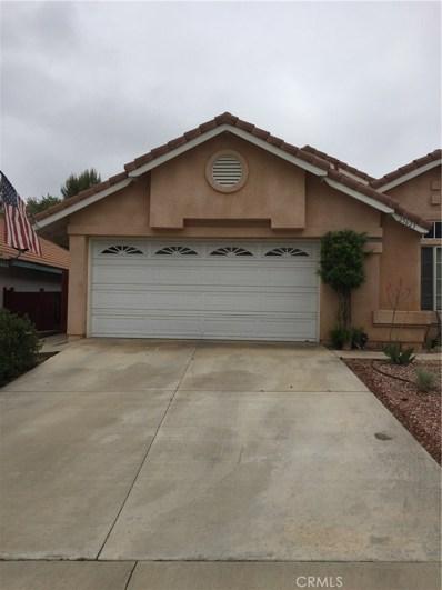 25625 Union Hill Drive, Sun City, CA 92586 - MLS#: CV18113542