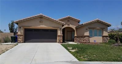 7814 Melinda Way, Fontana, CA 92336 - MLS#: CV18114499