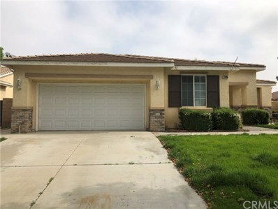 17436 Eucalyptus Street, Fontana, CA 92337 - MLS#: CV18114601