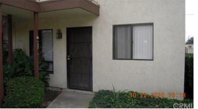 12862 Benson Avenue UNIT 7, Chino, CA 91710 - MLS#: CV18114862