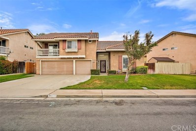 7937 Tapia Street, Fontana, CA 92336 - MLS#: CV18115240