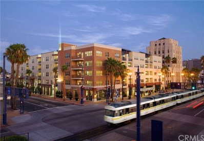 300 E 4th Street UNIT 424, Long Beach, CA 90802 - MLS#: CV18116323
