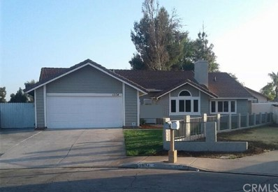 13134 Terry Court, Moreno Valley, CA 92553 - MLS#: CV18116365