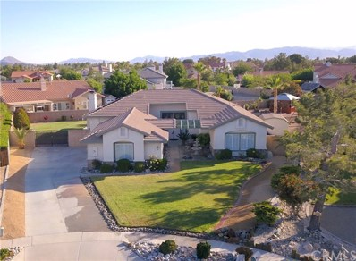 20390 Hohokam Court, Apple Valley, CA 92308 - MLS#: CV18116445