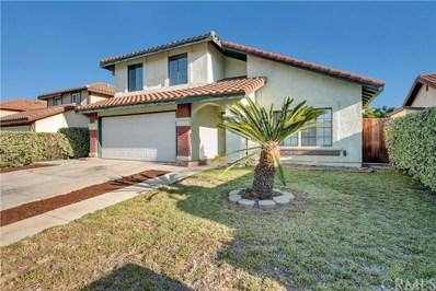 17265 Lurelane Street, Fontana, CA 92336 - MLS#: CV18116625
