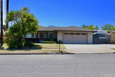 7422 Pasito Avenue, Rancho Cucamonga, CA 91730 - MLS#: CV18117048