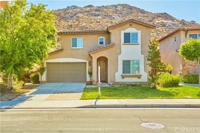 17288 Riva Ridge Drive, Moreno Valley, CA 92555 - MLS#: CV18117974