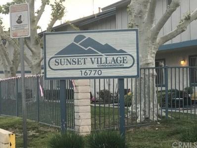 16770 San Bernardino Avenue UNIT D 18, Fontana, CA 92335 - MLS#: CV18120072