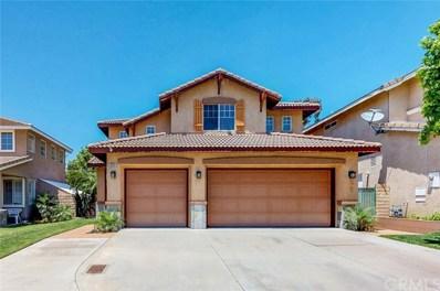 5556 Hunt Club Drive, Fontana, CA 92336 - MLS#: CV18120423