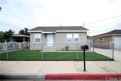 1483 W Orange Grove Avenue, Pomona, CA 91768 - MLS#: CV18120955