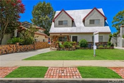 167 N Bridge Street N, San Gabriel, CA 91775 - MLS#: CV18121376
