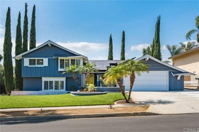 1000 Rolling Hills Drive, Corona, CA 92880 - MLS#: CV18121506