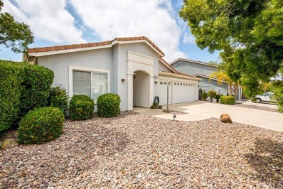 37225 Floral Creek Circle, Murrieta, CA 92562 - MLS#: CV18121595