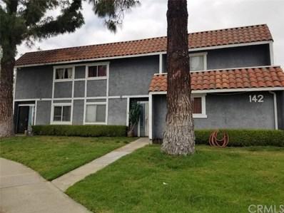 142 E Jackson Street UNIT D, Rialto, CA 92376 - MLS#: CV18121617