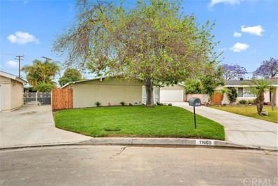 11605 Nan Street, Whittier, CA 90606 - MLS#: CV18123121
