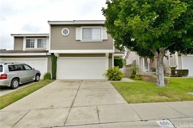 651 Vermilion Creek Road, San Dimas, CA 91773 - MLS#: CV18123215