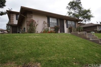 1021 W Sierra Madre Avenue UNIT 3, Azusa, CA 91702 - MLS#: CV18124395