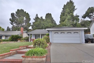 1959 Viento Verano Drive, Diamond Bar, CA 91765 - MLS#: CV18124700