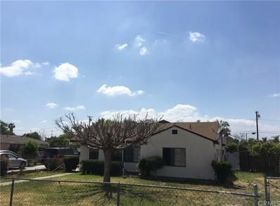 9594 Palm Lane, Fontana, CA 92335 - MLS#: CV18124803