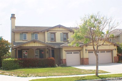 6909 Winter Night Avenue, Fontana, CA 92336 - #: CV18125188