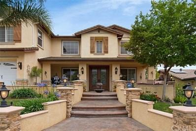 5529 Middlebury Court, Rancho Cucamonga, CA 91739 - MLS#: CV18125510